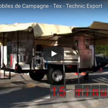 Les boulangeries Technic Export
